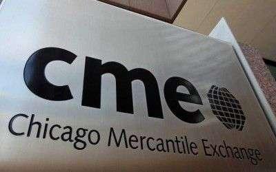 Волатильность биткоина вызвала рост объёма торгов фьючерсными контрактами на CME