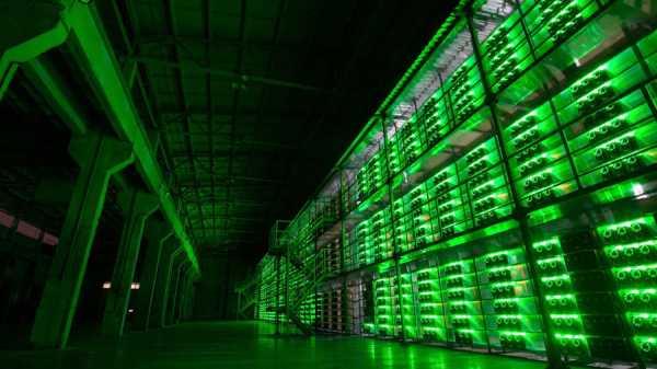 Электростанция Greenidge Generation в штате Нью-Йорк добывает 5 BTC в сутки