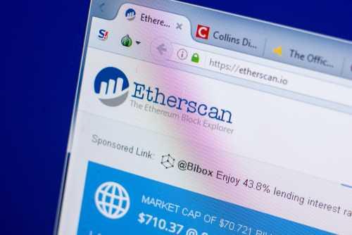 Etherscan залатал уязвимость, позволяющую хакерам отправлять неавторизованные сообщения