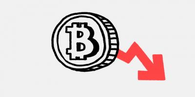 До конца следующей недели биткоин может упасть к отметке в $28 600