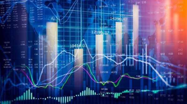 Объемы торгов на биржах упали почти на 30% в прошлом месяце