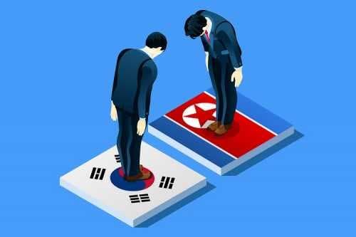 Корейская декларация о мире была записана в блокчейн Ethereum
