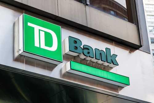 Канадский TD Bank запретил клиентам покупать криптовалюты с помощью кредитных карт
