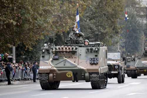 Сооснователь криптовалюты ZenCash угнал бронетранспортёр у армии США