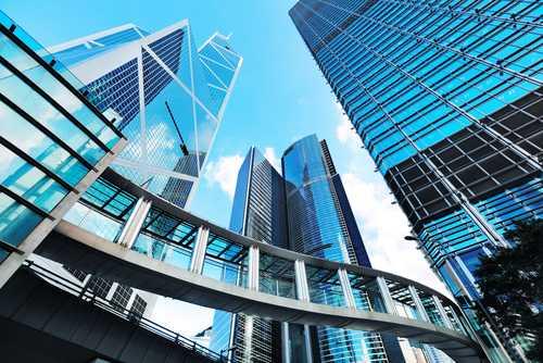 Биржа BitMEX арендовала этаж в одном из самых дорогих офисных зданий мира