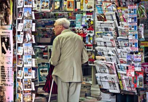Австралийцы теперь могут покупать криптовалюту в газетных киосках