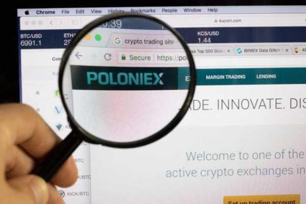 Poloniex посоветовала покупать TRON, а позже удалила твит