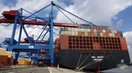 Порты Абу-Даби запускают блокчейн для международной торговли | Freedman Club Crypto News