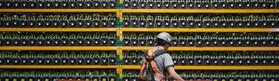Украина и Казахстан могут войти в список крупнейших биткоин-майнеров