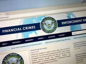 FinCEN впервые оштрафовала биткоин-трейдера за нарушение требований закона «О банковской тайне»