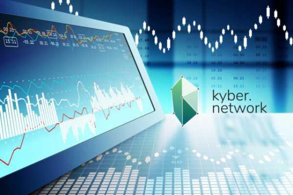 Почти 6% рыночного предложения Kyber Network было заблокировано для стейкинга за сутки