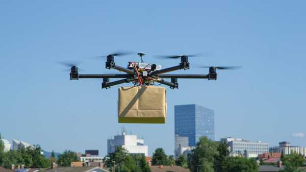 IBM запатентовала решение на блокчейне для предотвращения кражи посылок дронами