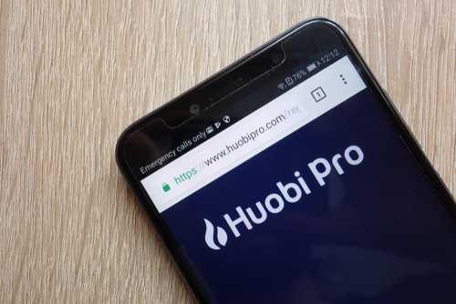 В США готовится к открытию партнёрская биржа Huobi