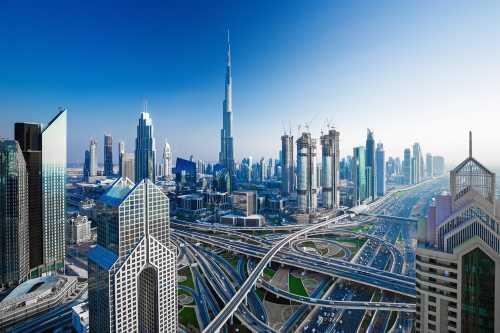 ОАЭ планируют стать одним из центров блокчейн-индустрии