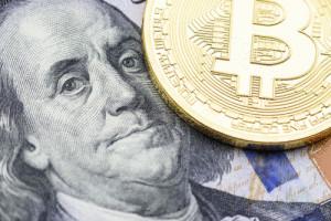 Капитализация биткоина превысила $200 млрд впервые за полтора года