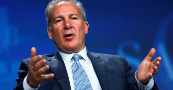 Питер Шифф: Все активы мира растут к концу года, но только не биткоин
