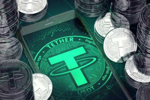 Tether впервые официально заявил о банковском сотрудничестве