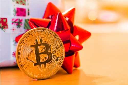 70% участников опроса Банка Англии хотели бы получить в подарок на Рождество криптовалюту