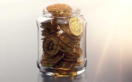 Исследование: 55% всех биткоинов находятся на кошельках с остатком выше 200 BTC
