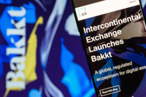 Платформа Bakkt может запустить приложение для расходования криптовалют