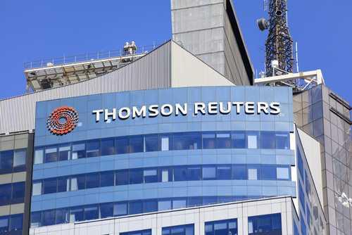 Thomson Reuters воспользуется услугами CryptoCompare при отслеживании рынка криптовалют