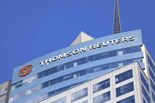 Каждая пятая финансовая компания интересуется торговлей криптовалютами — Thomson Reuters