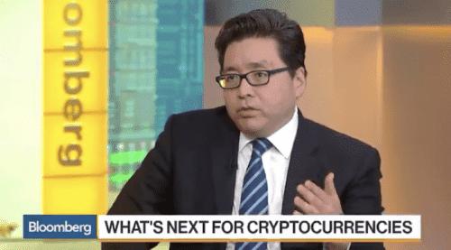 Том Ли настаивает на верности своего прогноза о повышении курса биткоина