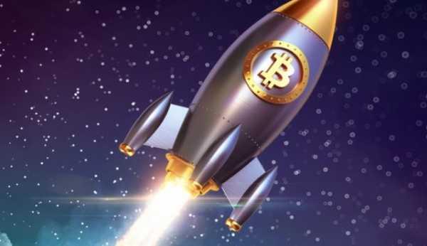 Впервые с февраля курс биткоина превысил отметку в $10400