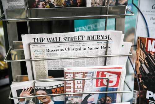 Wall Street Journal создал и уничтожил собственную криптовалюту