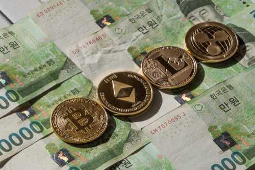 Южная Корея может признать криптовалютные компании регулируемыми финансовыми учреждениями