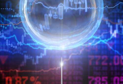 Джон Матонис: Биткоин проколет «настоящий пузырь», созданный центральными банками