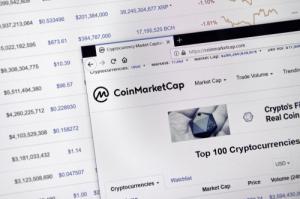 CoinMarketCap запустил обозреватель блокчейнов биткоина и Ethereum