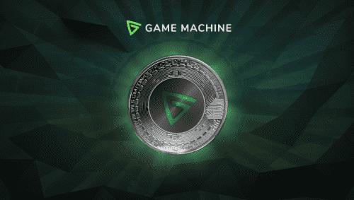 Игровая блокчейн-платформа Game Machine начинает краудсейл