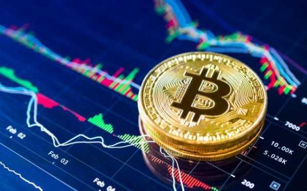 На графике биткоина формируется фигура «золотой крест»
