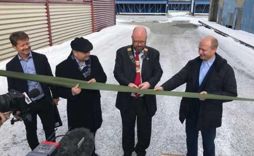 Bitfury Group открыла майнинговый дата-центр на севере Норвегии