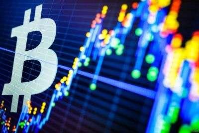 90-дневный оборот биткоинов превысил объемы торговли в конце 2017 года