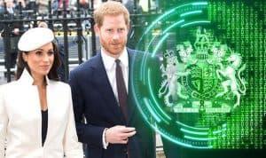 В честь свадьбы принца Гарри британский журал выпустит криптовалюту Royl