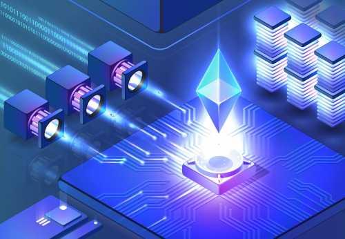 Хэш-рейт Ethereum упал на 20% за месяц