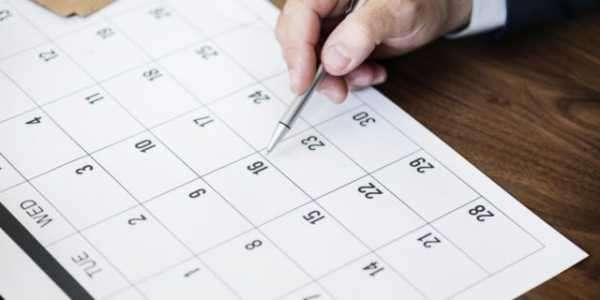 Основные события октября