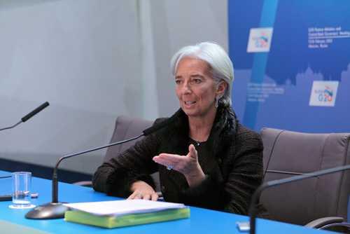 Глава МВФ Кристин Лагард рассказала о «потенциальных преимуществах» крипто-активов