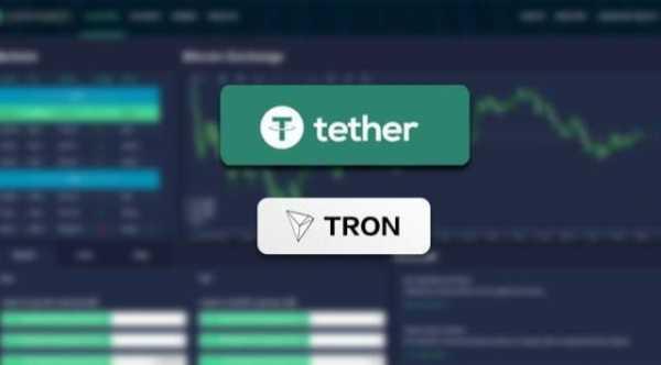 Биржи Huobi и OKEx добавят токен USDT на блокчейне Tron
