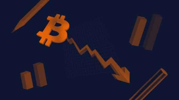 Аналитики CryptoQuant допускают обвал стоимости биткоина