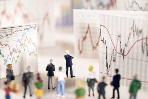 Объёмы торгов бирж криптовалют растут вместе с волатильностью рынка