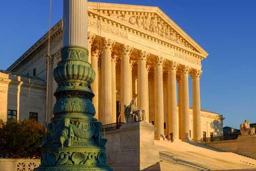 Биткоин упомянут в решении Верховного суда США