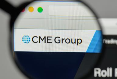 Среднедневной объём торгов биткоин-фьючерсами на бирже CME достиг $370 млн
