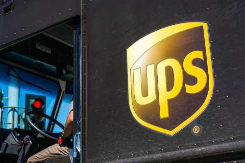 UPS предлагает использовать блокчейн для отслеживания перемещения грузов