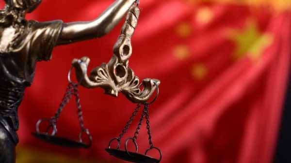 Китайские «умные суды» используют блокчейн и ИИ для урегулирования споров
