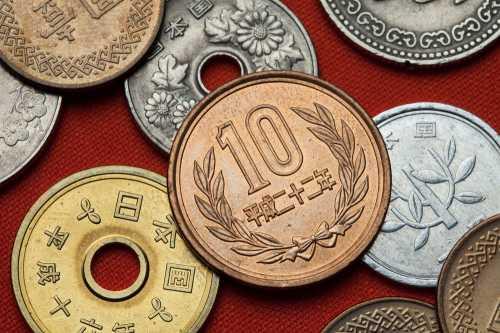 Японская йена обогнала доллар по объёму криптовалютных торгов