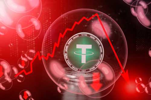 Tether снова снизился на 4%. Снизился ли?