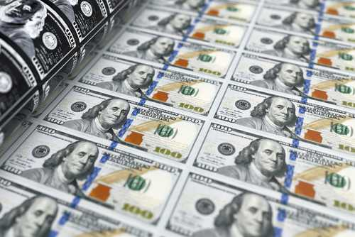 Tether напечатал 100 млн USDT за сутки и 250 млн USDT за неделю